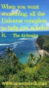 Entire Universe Conspires