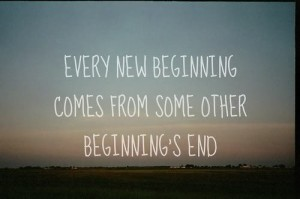 Every New Beginnings