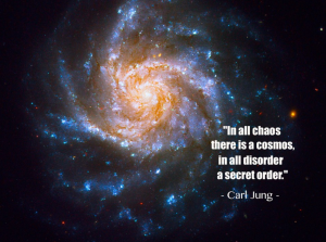 In all Chaos there is Cosmos