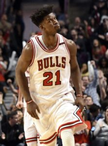 Jimmy Buckets!