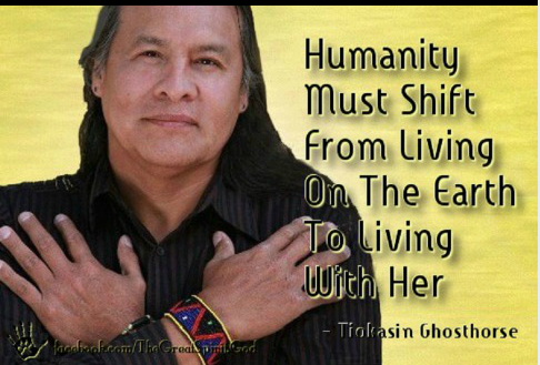 Native American Inspirational Quote