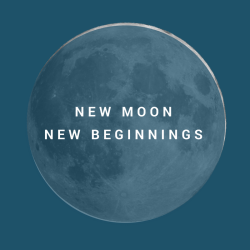 New Moon New Beginnings