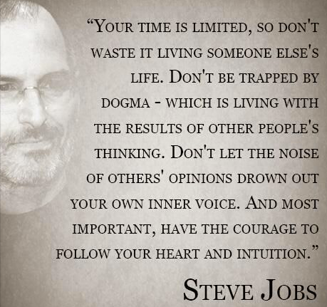 Steve Jobbs Quote