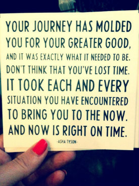 Your Journey~
