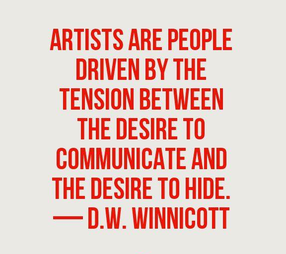 artists quote