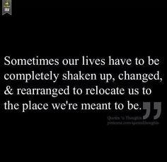 sometimes rearranged