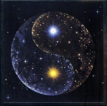 ying yang in stars