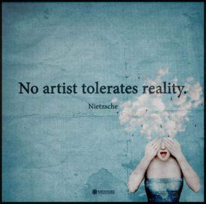 no-artist-tolerates-relaity
