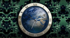 Earth Clock